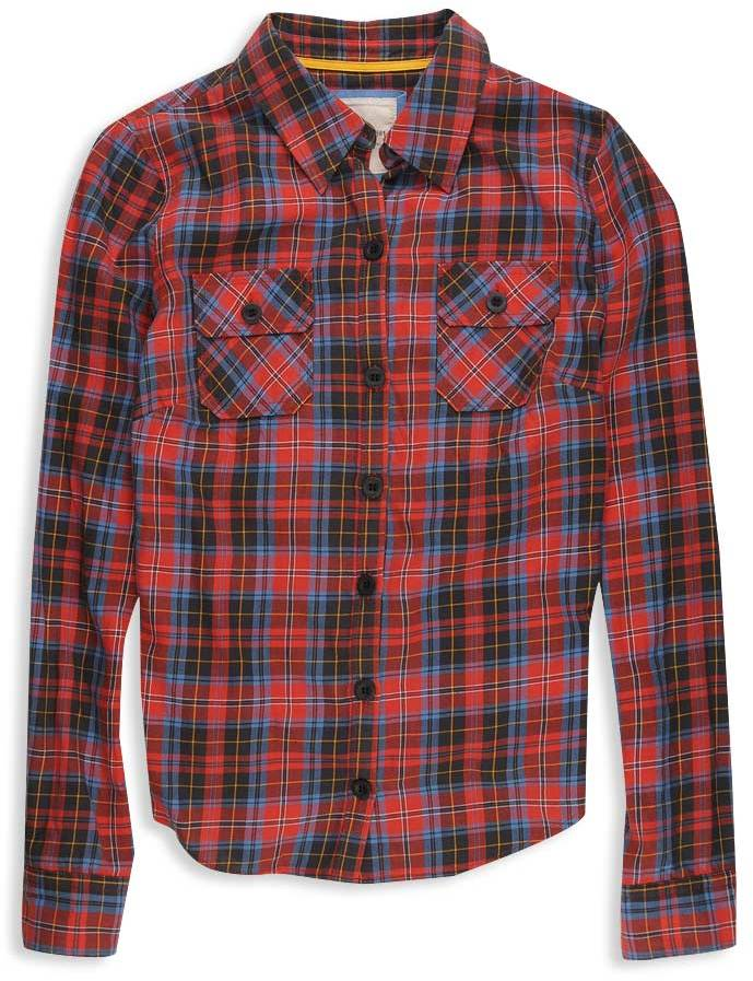 Heritage 1981 Lucy Woven Plaid Shirt