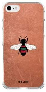 Ted Baker Stone Cold Fifth and Nine Queen Bee iPhone 6/7/8 Case