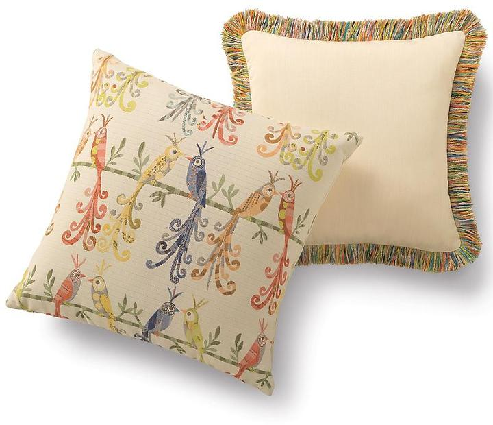 Lovebirds Indoor-Outdoor Pillows