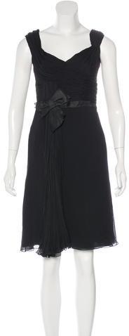 pradaPrada Silk Sleeveless Dress