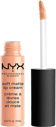 Nyx Cosmetics Soft Matte Lip Cream - Cairo $5.99 thestylecure.com