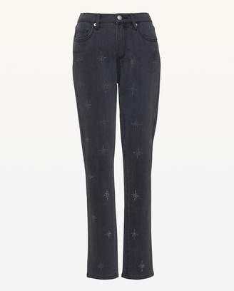 Juicy Couture Embellished Denim Skinny Jean