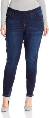 Lee Women's Plus Size Modern Series Midrise Dream Jean - Harmony Legging