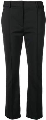 Sportmax cropped slim fit trousers