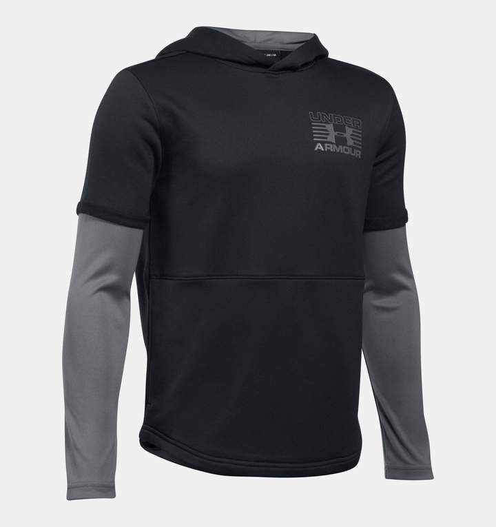 Under Armour Boys' UA Train to Game Hoodie