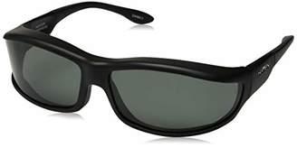 Foster Grant Haven Fits Over Sunwear Hunter Polarized Rectangular Sunglasses