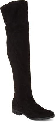 Marc Fisher Black Jet Over-the-Knee Boots