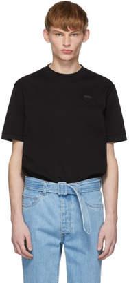 Prada Black Pique T-Shirt