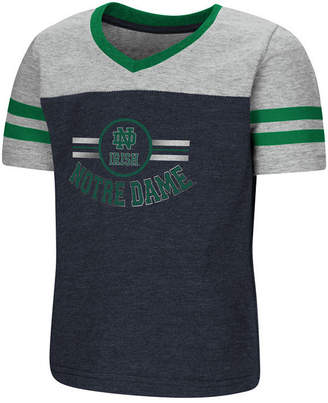 Colosseum Notre Dame Fighting Irish Pee Wee T-Shirt, Toddler Girls (2T-4T)