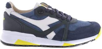 Diadora Heritage Paneled Sneakers