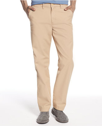 Tommy Hilfiger Men's Classic-Fit Chino Pants $59.98 thestylecure.com