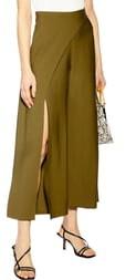 de75adfae8370 Topshop Green Women's Pants - ShopStyle