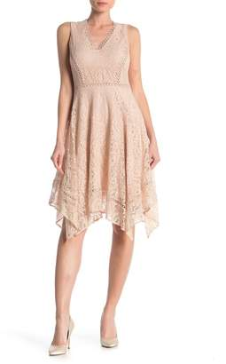Taylor Sleeveless Lace Dress
