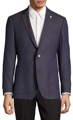 Ted Baker No Ordinary Joe Joy Wool Sports Jacket