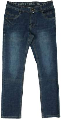 Avirex Denim pants - Item 42570944TK