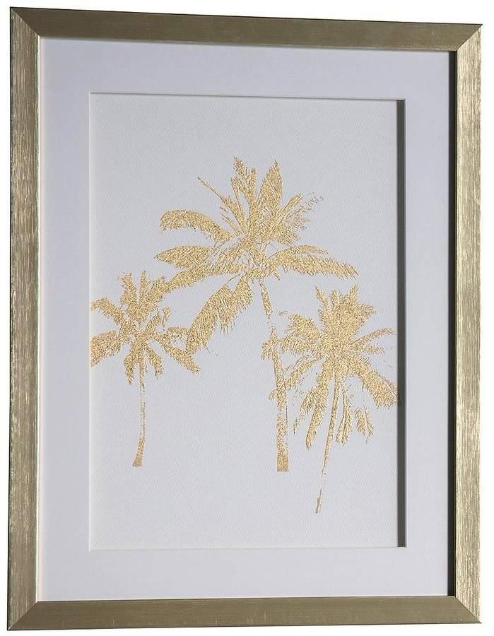 Date Palms Framed Wall Art