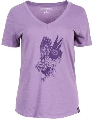United By Blue United by Blue Night Owl Short-Sleeve Top - Women's