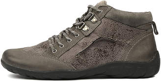 Planet Warp Grey Boots Womens Shoes Comfort Ankle Boots
