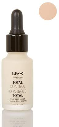 NYX Total Control Drop Foundation - Pale