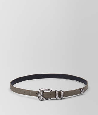 Bottega Veneta STEEL CALF BELT