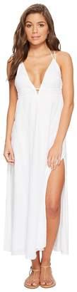 L-Space Beachside Beauty Dress Cover-Up Women's Swimwear