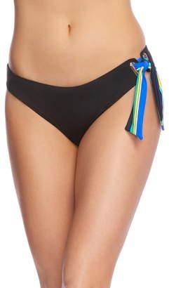 Trina Turk Ipanema Side Tie French Cut Bikini Bottoms