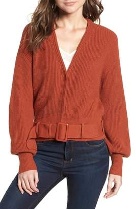 Leith Belted Sweater