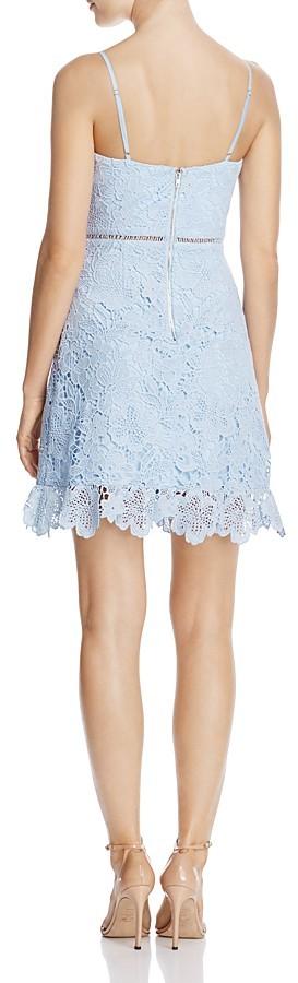 AQUA Lace Cami Dress - 100% Exclusive 2