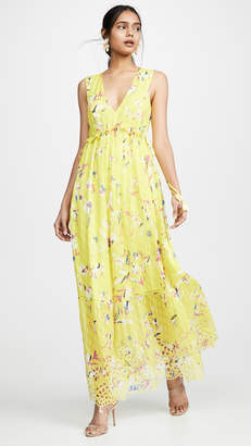 Tanya Taylor Catalina Dress