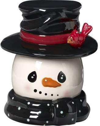 Precious Moments Snow Much Fun Snowman Cookie Jar Ceramic 171471