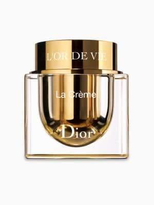 Christian Dior L'Or de Vie La Creme for Face and Neck/1.7 oz.