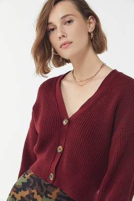 Urban Outfitters Kai Cropped Cardigan