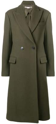 Stella McCartney classic double-breasted coat
