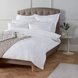 John Lewis & Partners The Ultimate Collection Cheques 1000 Thread Count Bedding