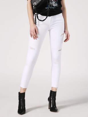 Diesel SLANDY-ANKLE Jeans 084EX - White - 25