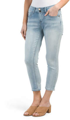 Booty Shaper Cropped Jeans