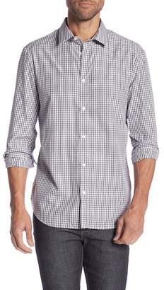 Calvin Klein Gingham Long Sleeve Shirt