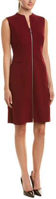 Lafayette 148 New York Carlina Wool-Blend Sheath Dress