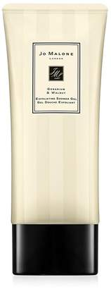 Jo Malone Geranium &Walnut Exfoliating Shower Gel