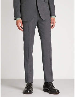 Tiger of Sweden Vaughn regular-fit straight wool trousers