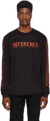 Yang Li Black Reference 4 Long Sleeve T-Shirt