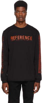 Yang Li Black Reference 4 Long Sleeve T-Shirt