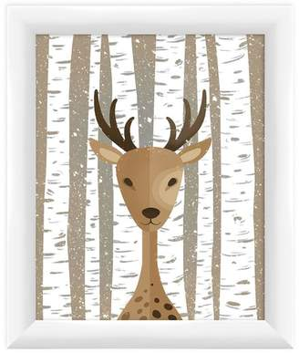 """PTM Images Funny Deer Wall Art - 10\"""" x 12\"""""""