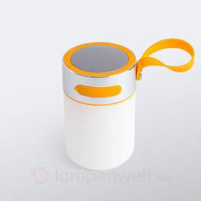 LED-Tischlampe Loud m. Bluetooth-Lautsprecher, USB
