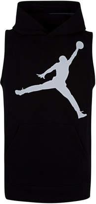 Jordan Big Boys Jumpman-Print Hoodie