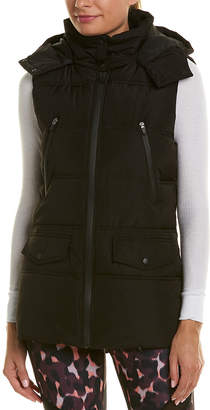 Betsey Johnson Performance Quilted Puffer Vest