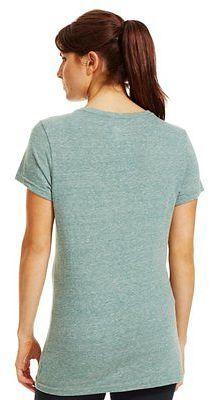 Under Armour Women's Legacy USF Tri-Blend Ribbon T-Shirt