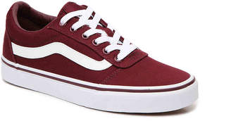 Vans Burgundy Shoes - ShopStyle 3500317f4