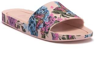 Melissa Beach III Slide Sandal