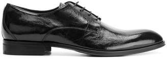 Roberto Cavalli classic derby shoes
